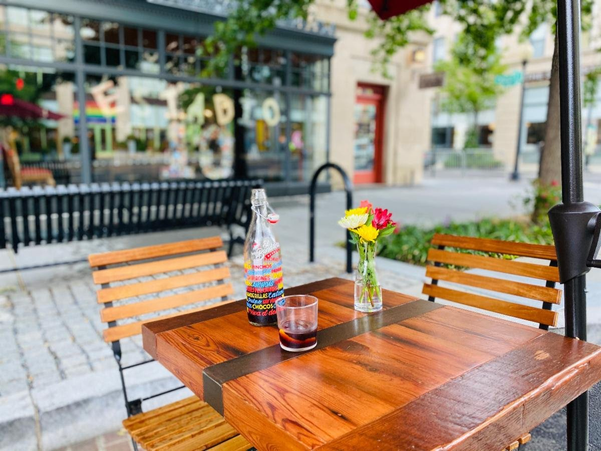 New And Reopened Outdoor Bars And Restaurants To Try Around Dc
