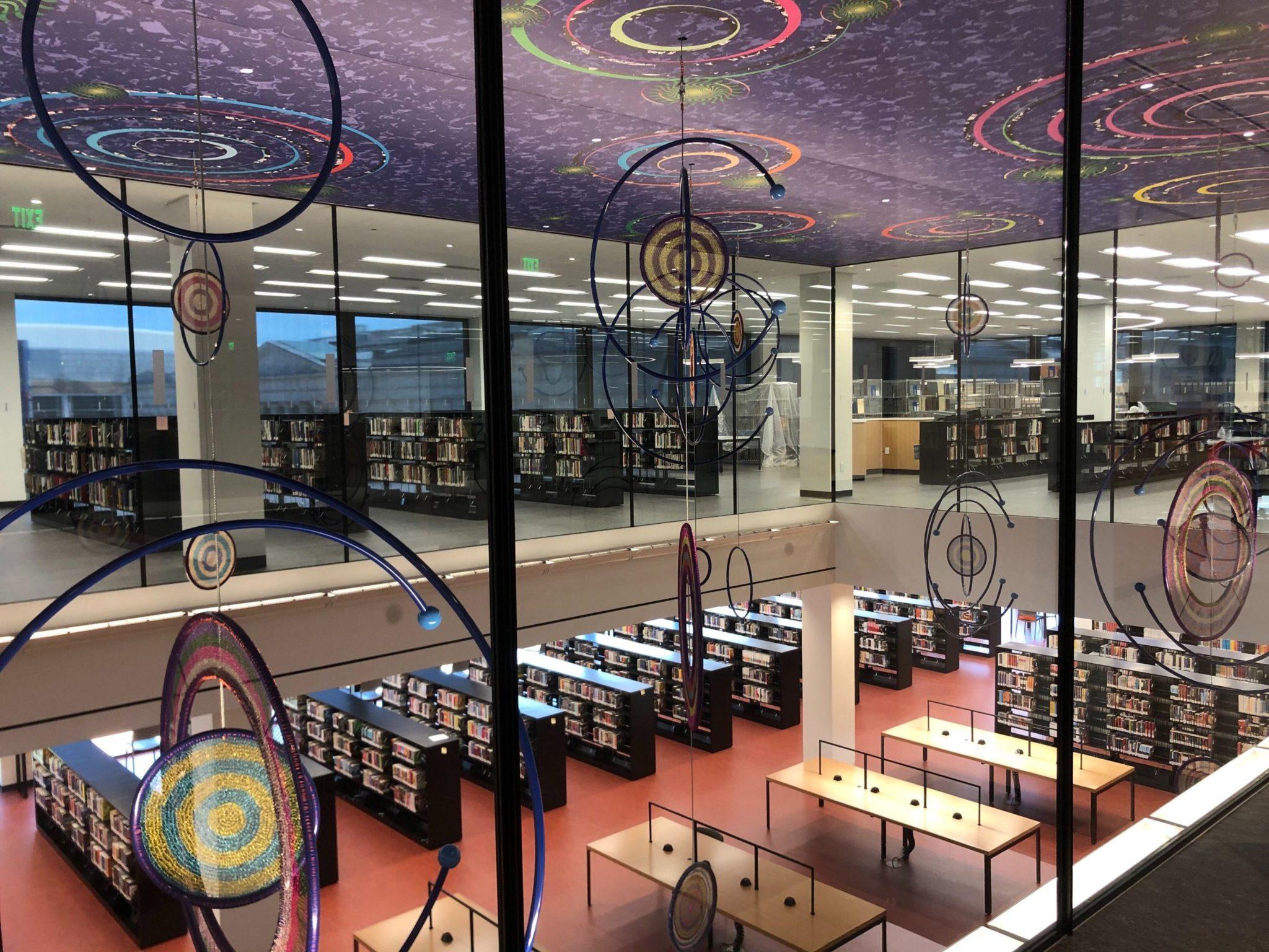 PHOTOS: Look Inside the MLK Library's 1 Million Renovation