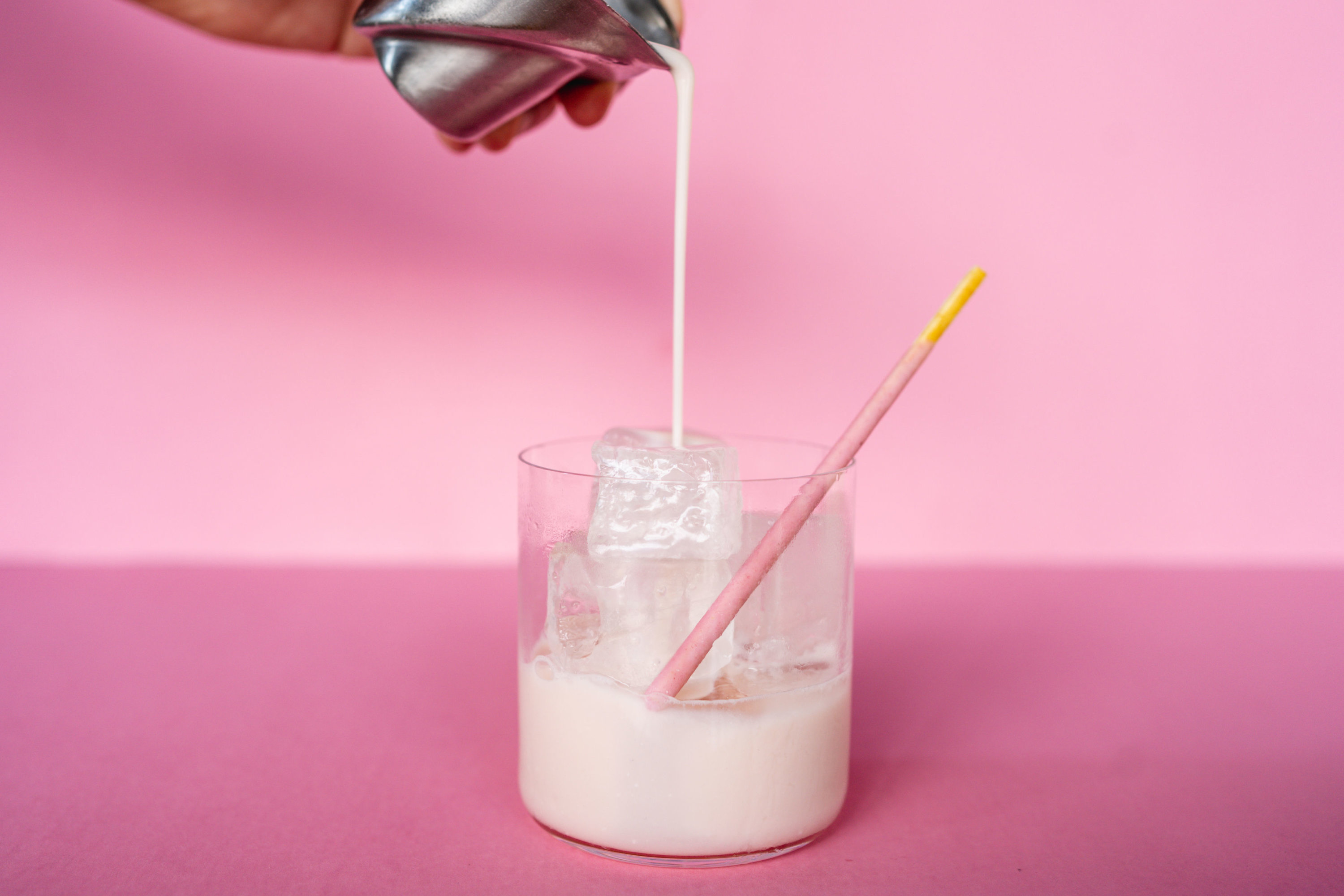 Two words: boozy milkshake. Photo by Leah Judson.