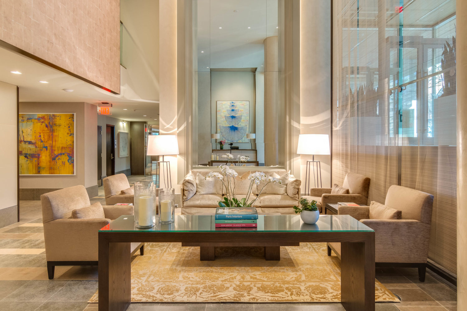 Explore The Spectacular Residences at 2501M With Park Views in DC's West End
