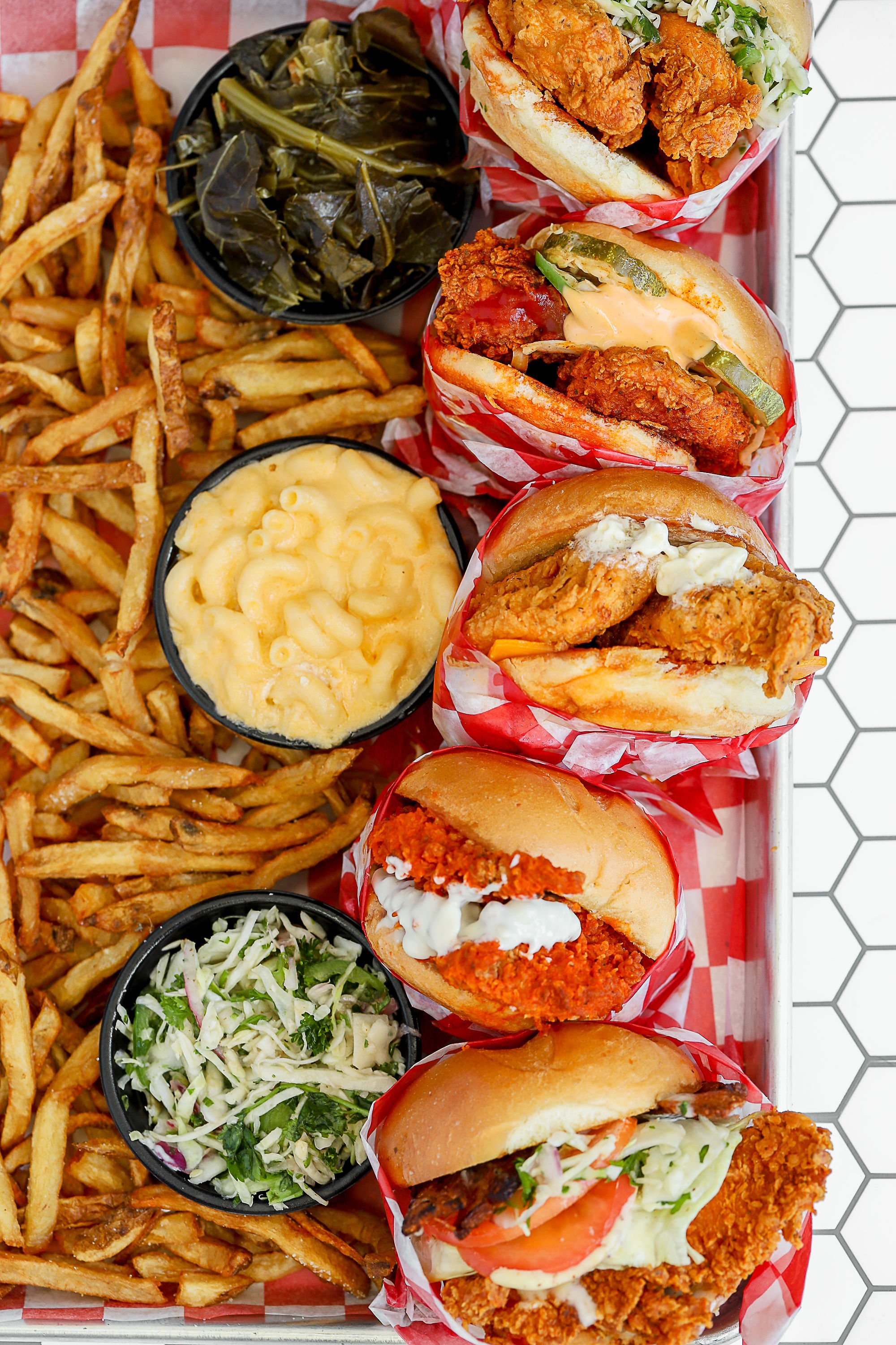Roaming Rooster is bringing fried chicken sandwiches and more to U Street. Photo courtesy of Roaming Rooster.