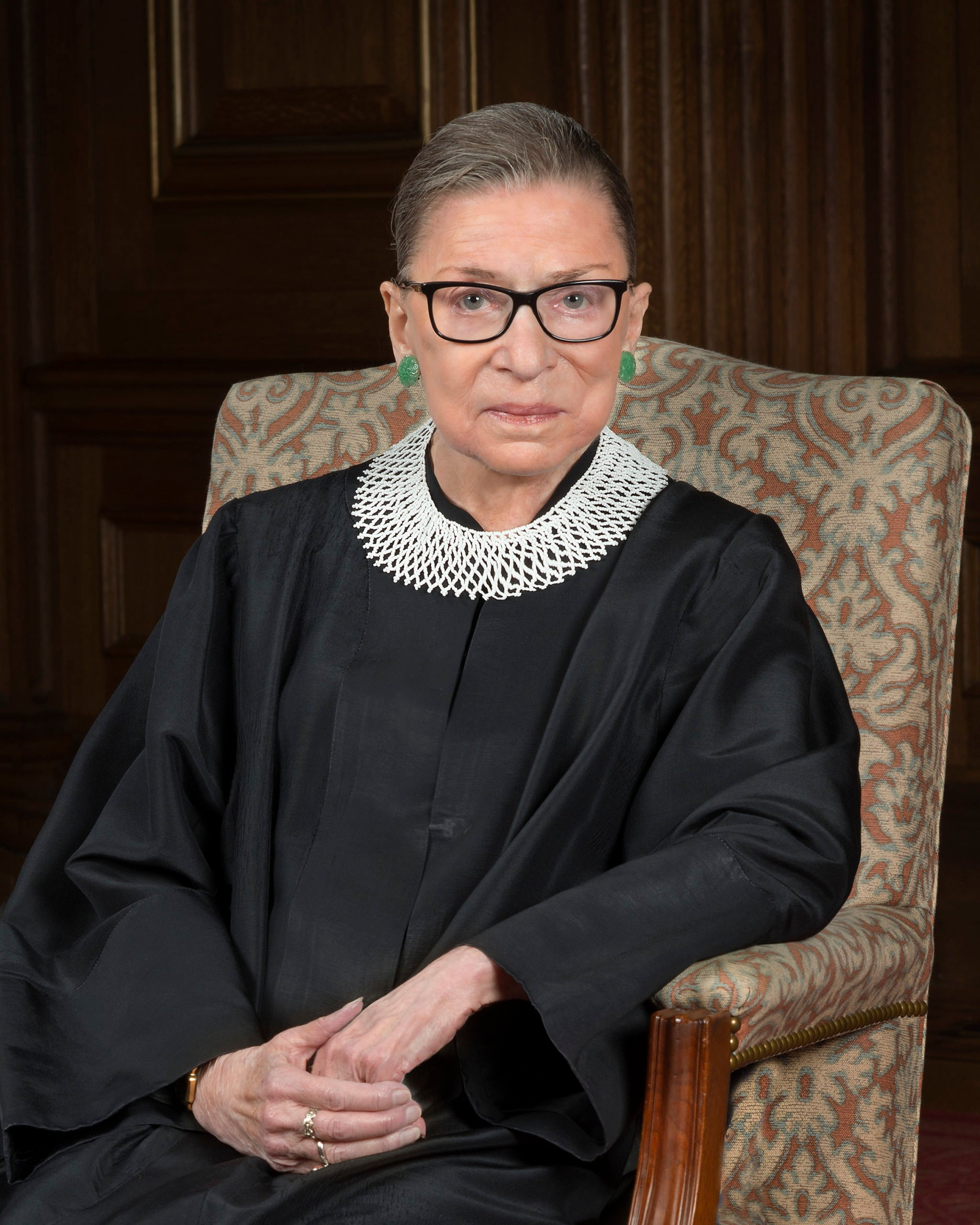 Ruth Bader Ginsburg would be an ideal namesake for Woodrow Wilson High School