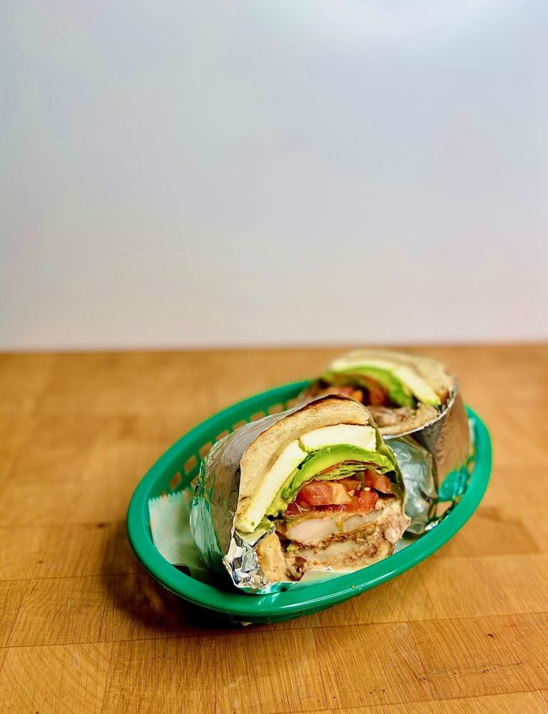 Gonzo is popping up at Astoria on Friday and Saturday with tortas and tostadas. Photo courtesy of Gonzo.