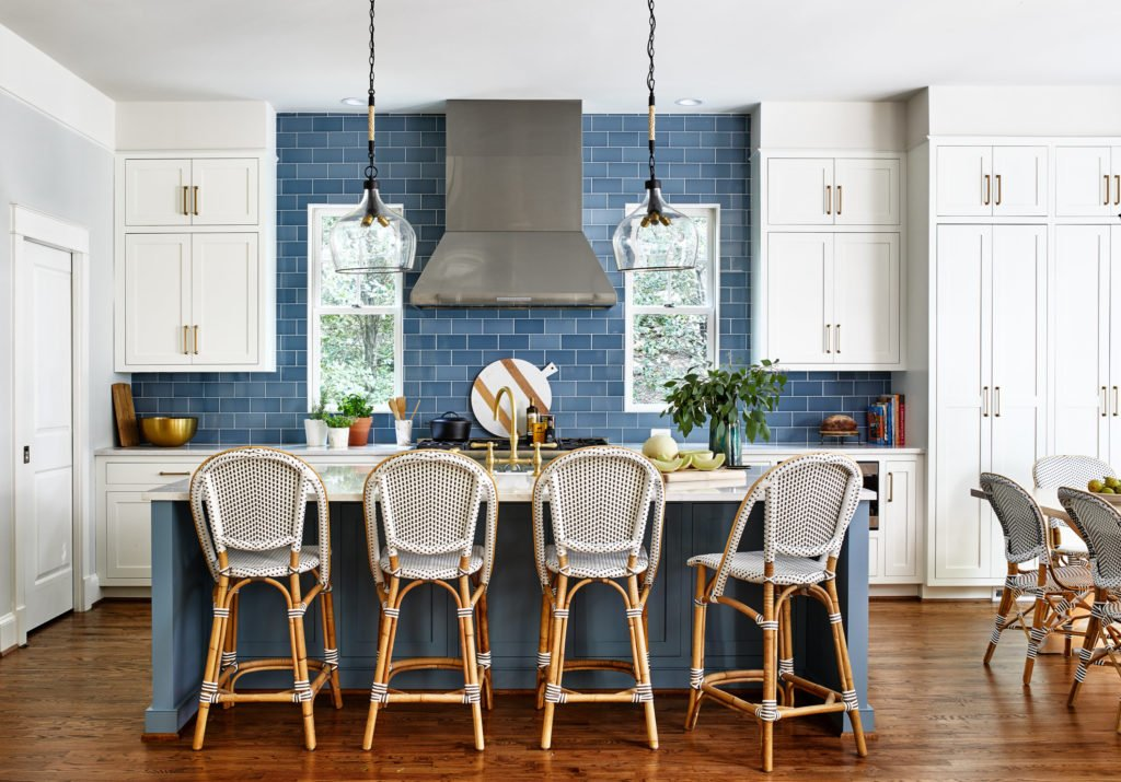 These 5 Stunning Kitchens Prove Brass Works With Every Style   Washingtonian (DC)