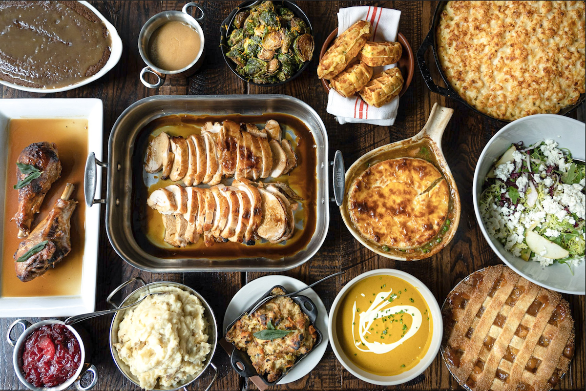 Best DC-Area Restaurants for Thanksgiving 2020 Takeout and Delivery
