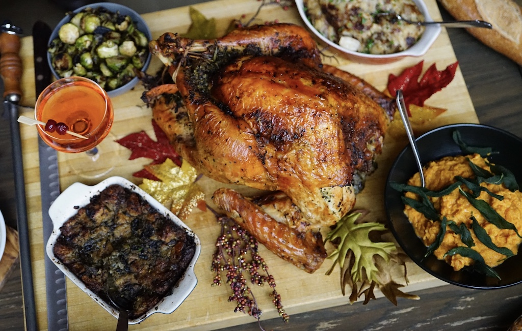 Where To Get Thanksgiving Takeout For One Or Two People Around Dc