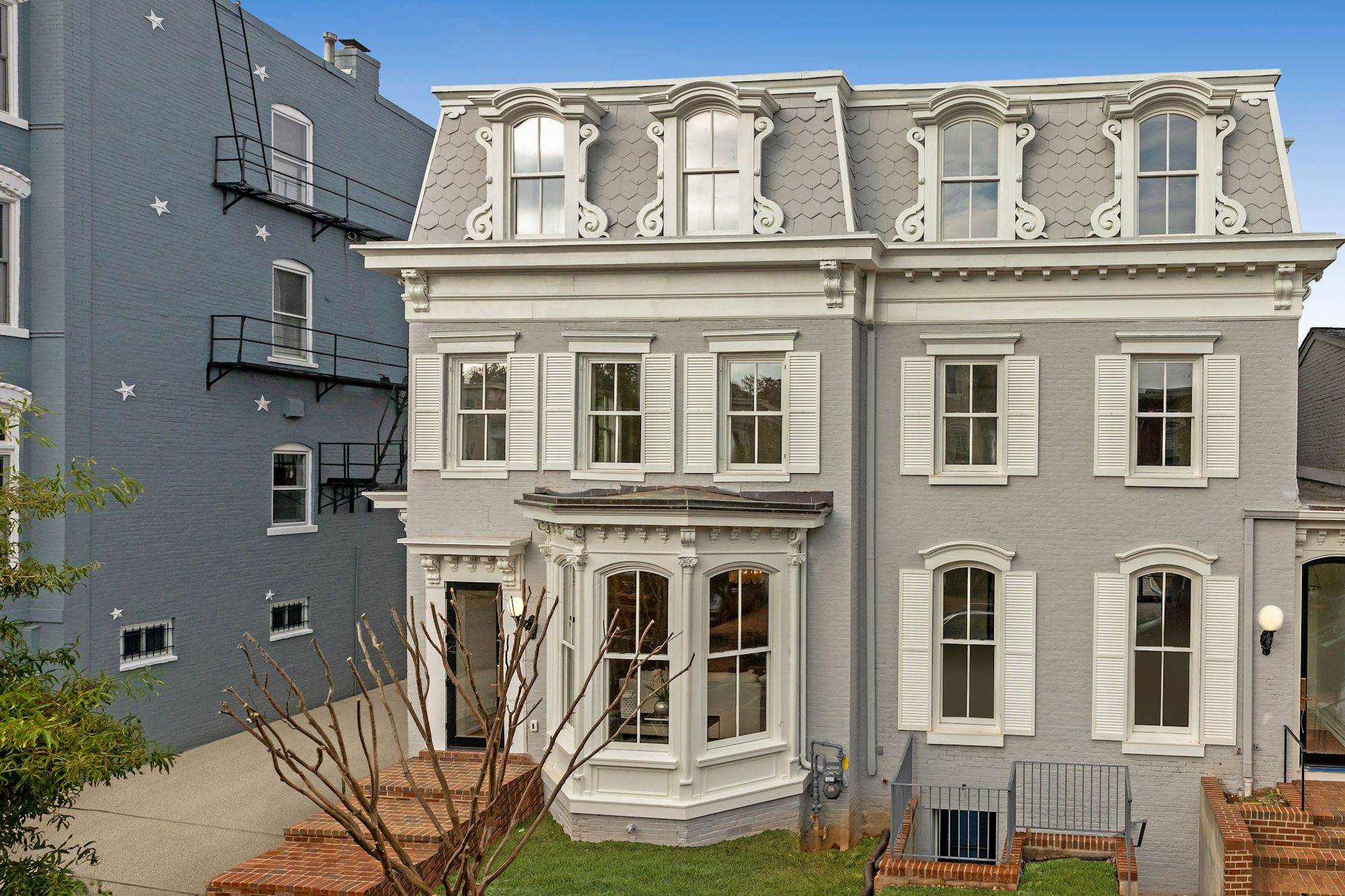 Frederick Douglass's First House In DC Has Been Renovated And Is On the Market for  Million