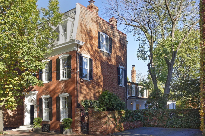 Prestigious 19th Century Old Town Home