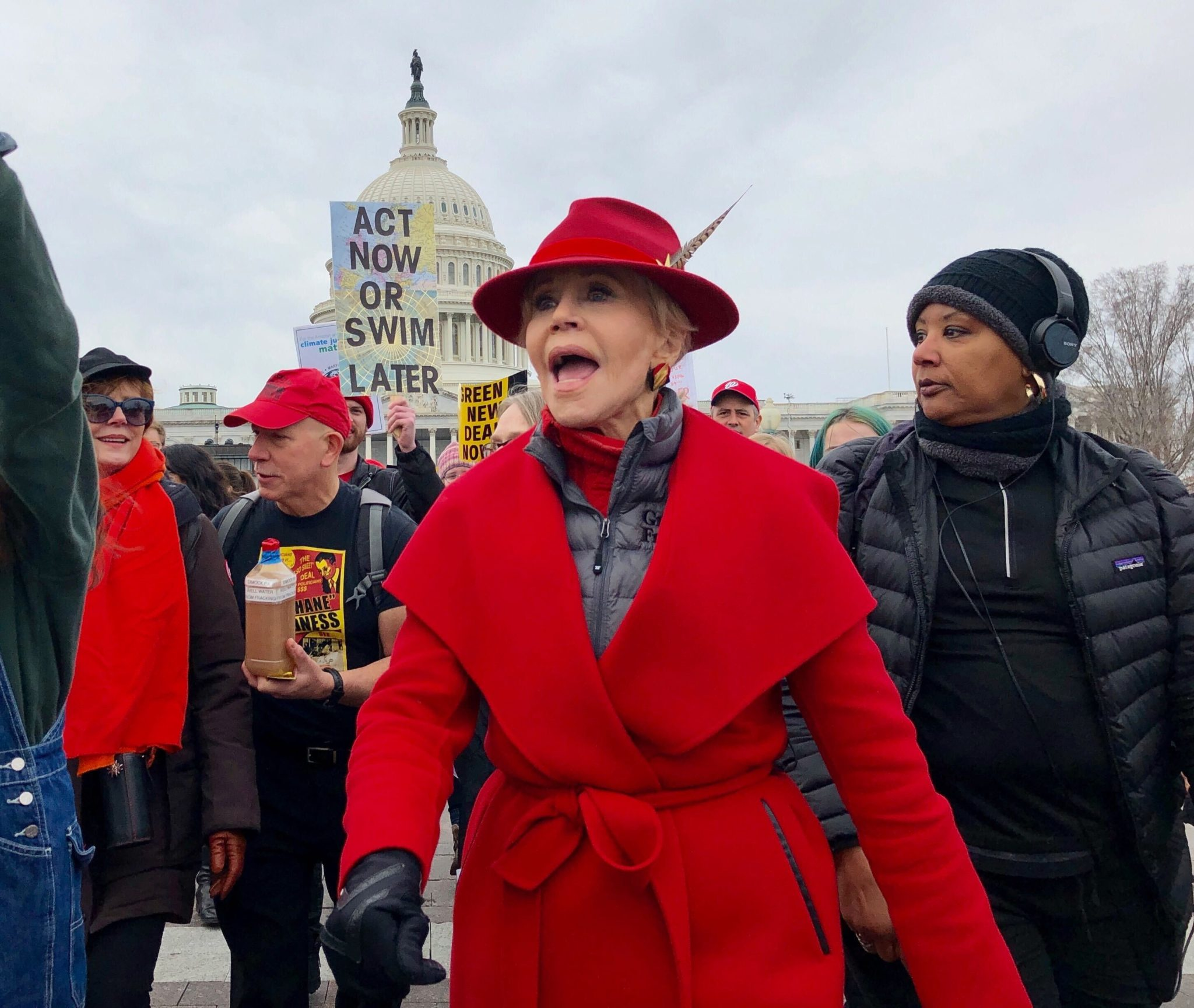 Photos: A Look Back at 2020, a Very Long, Very Strange Year in Washington DC