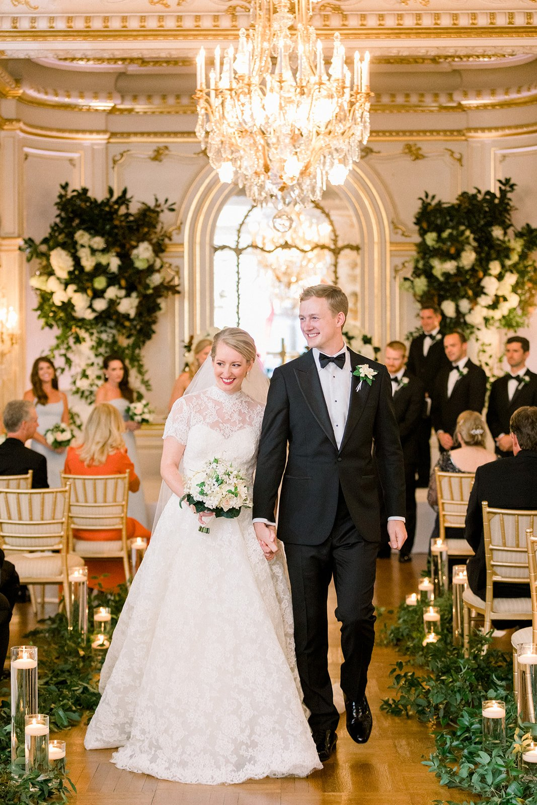 Cosmos Club Mini Wedding