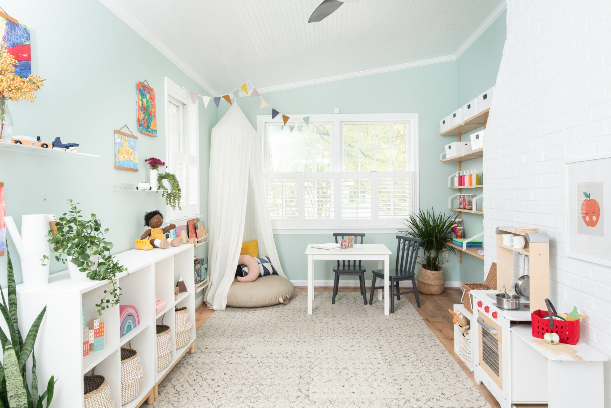 These Ex-Teachers Design Adorable Playrooms That Promote Better Child Development