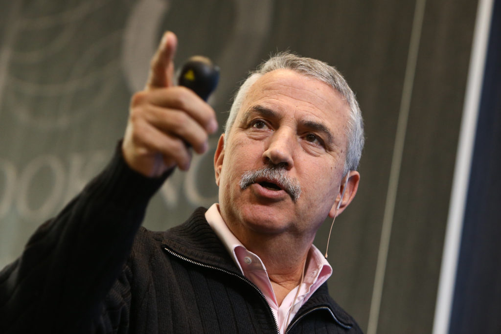 Tom Friedman Says He Knows Larry Hogan Is Governor of Maryland | Washingtonian (DC)