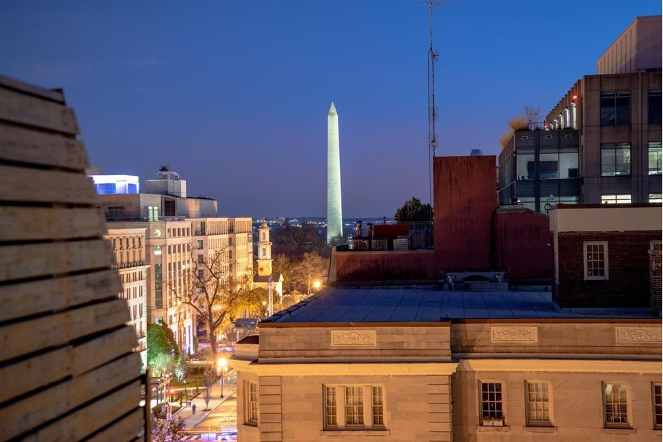 Luxury in the Heart of DC