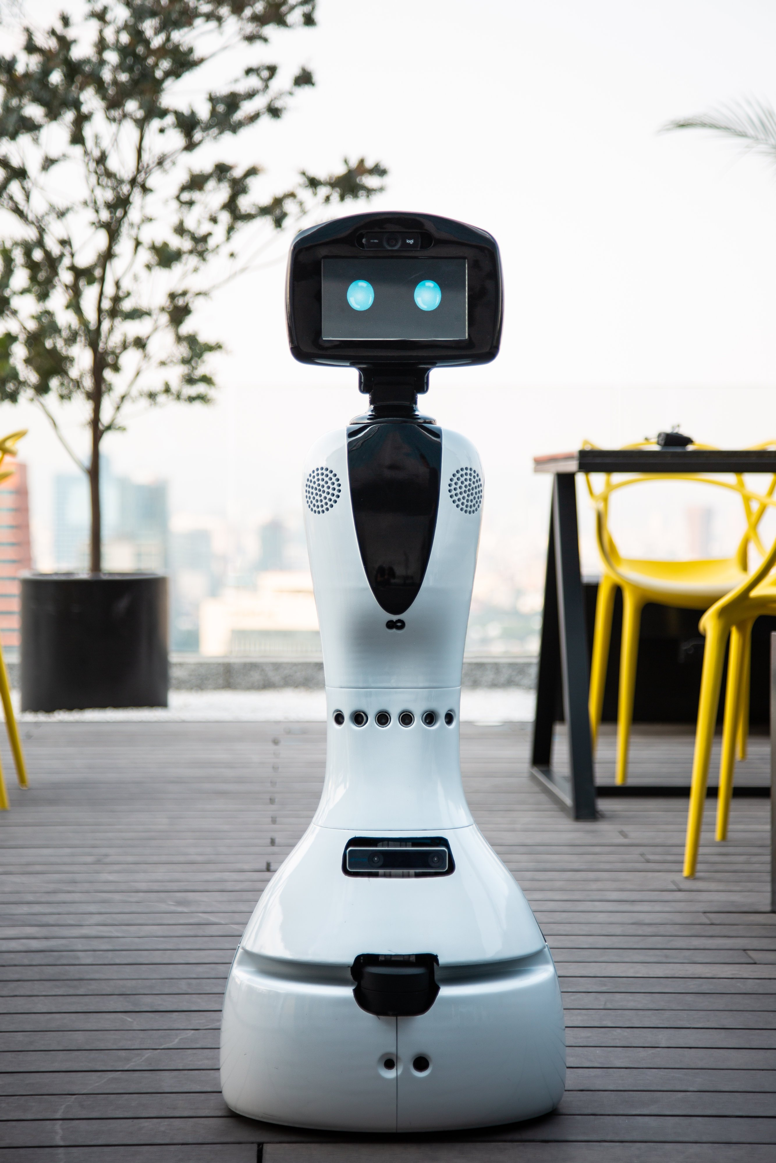 """A """"Roomie-bot."""" Photo courtesy of Arts and Industries building."""