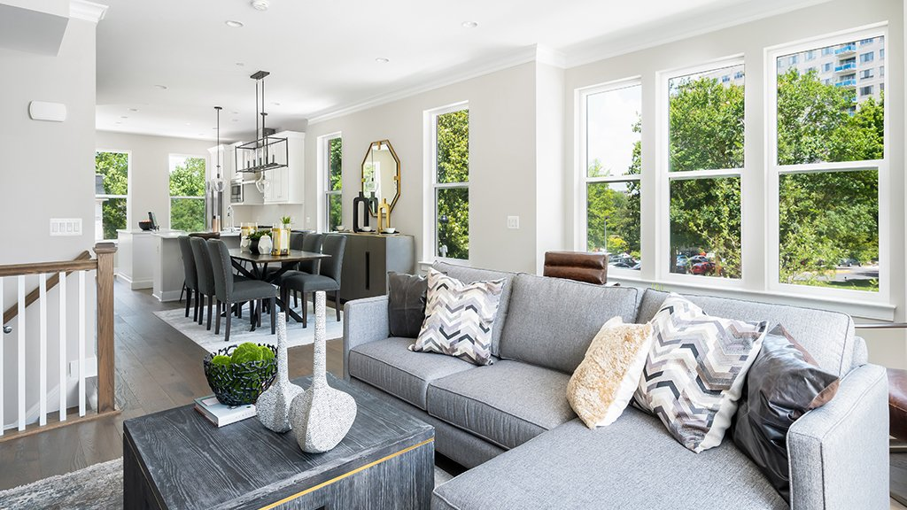 Where Work and Play Meet: Home in North Bethesda