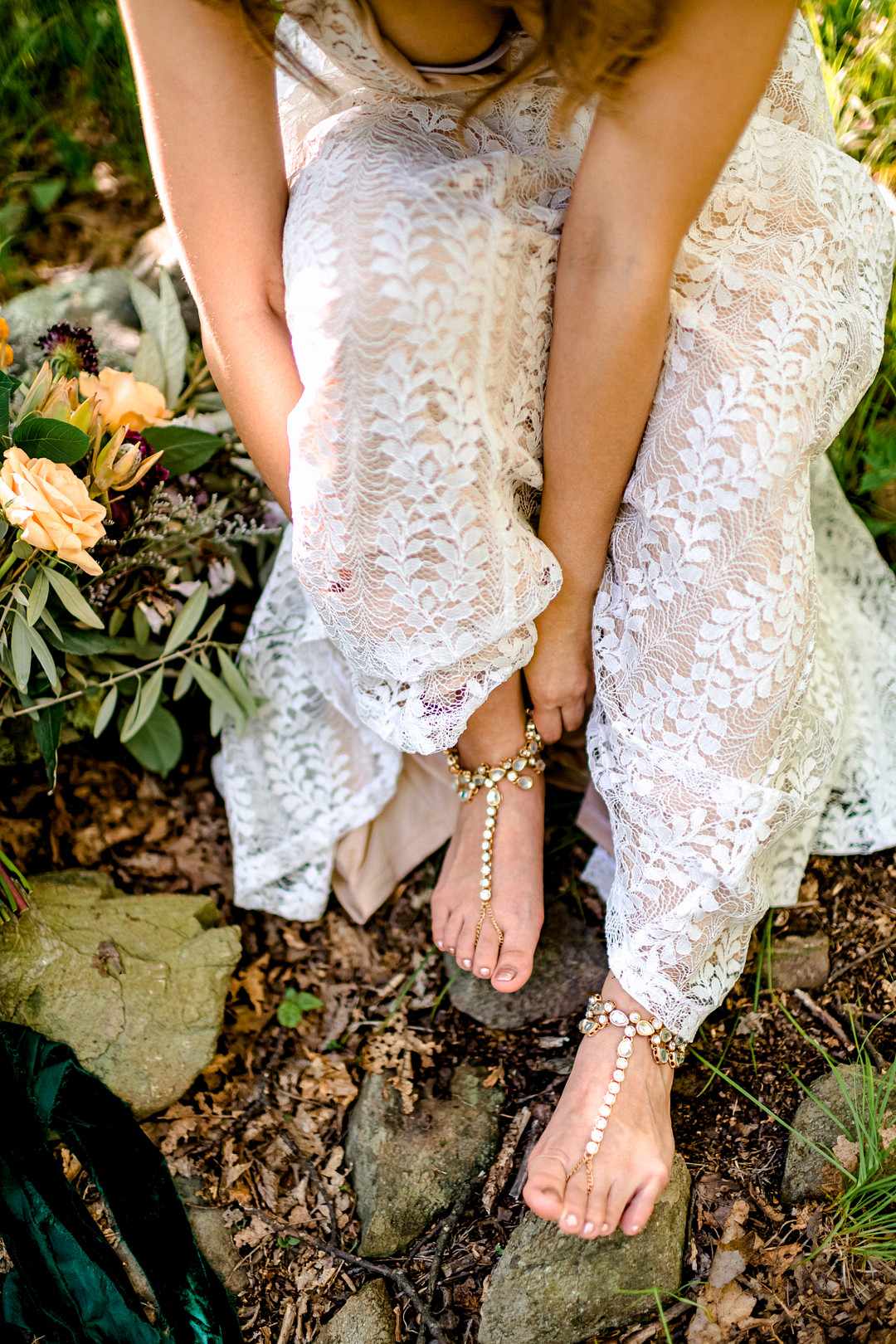 Boho Mountain Elopement in Shenandoah National Park_1001 Angles Photography_Shenandoah National Park Adventure Elopement-22_low