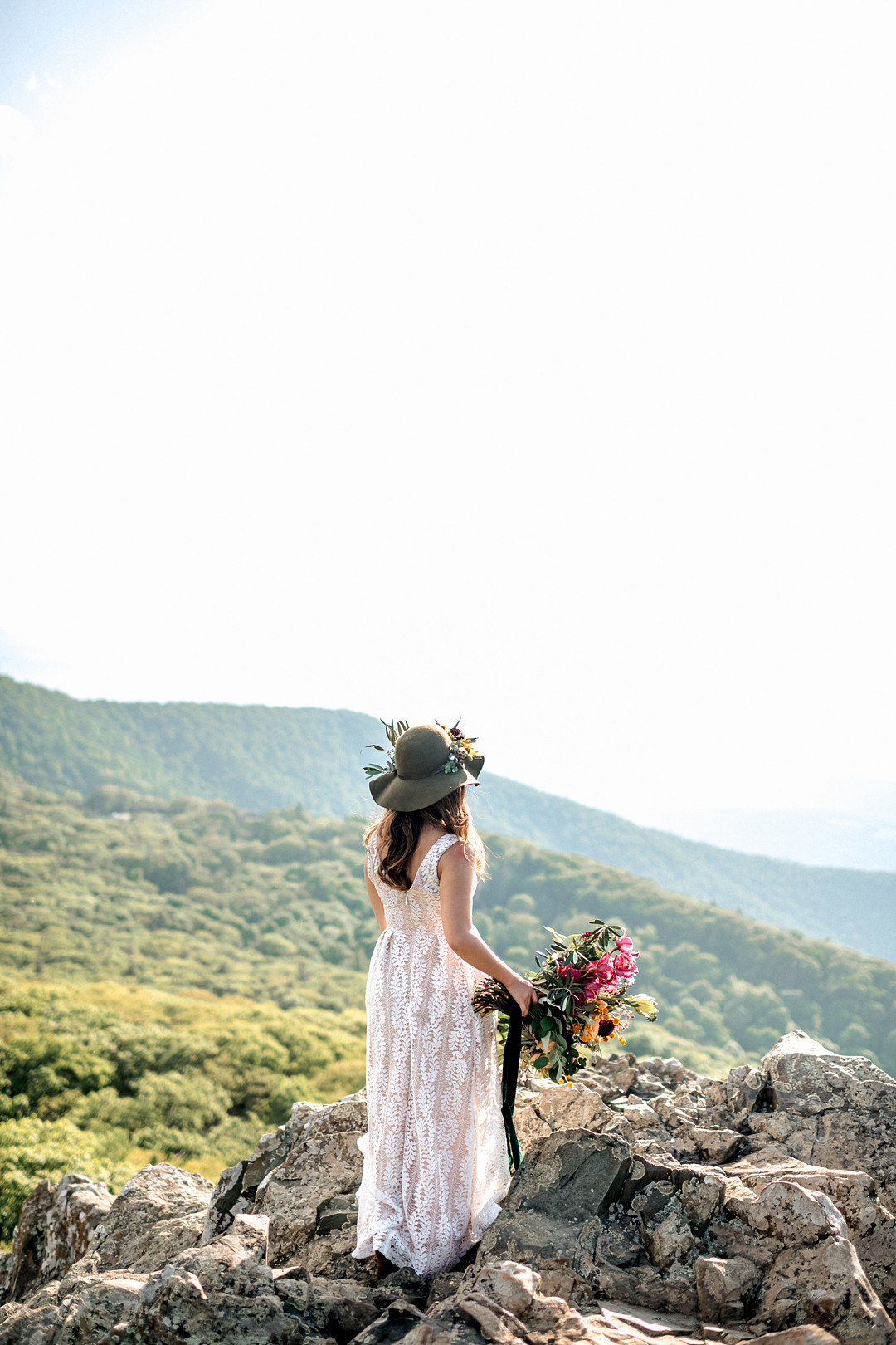 Boho Mountain Elopement in Shenandoah National Park_1001 Angles Photography_Shenandoah National Park Adventure Elopement-76_low