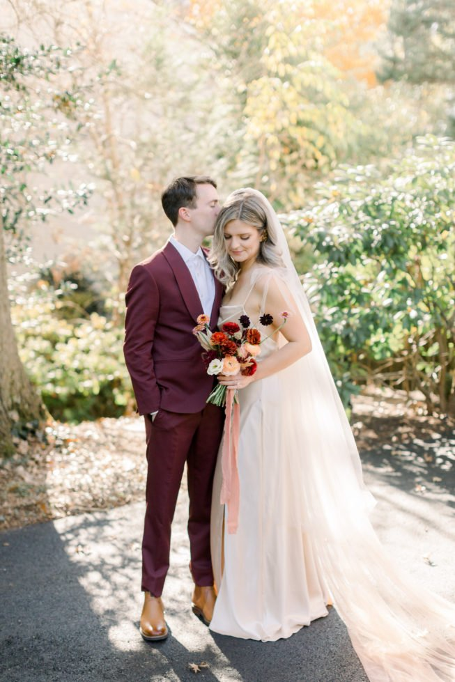Margot + Johnny Married