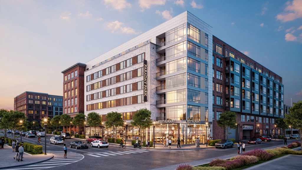 Discover the New Reston in an Unmatched Urban-Meets-Active Living Community