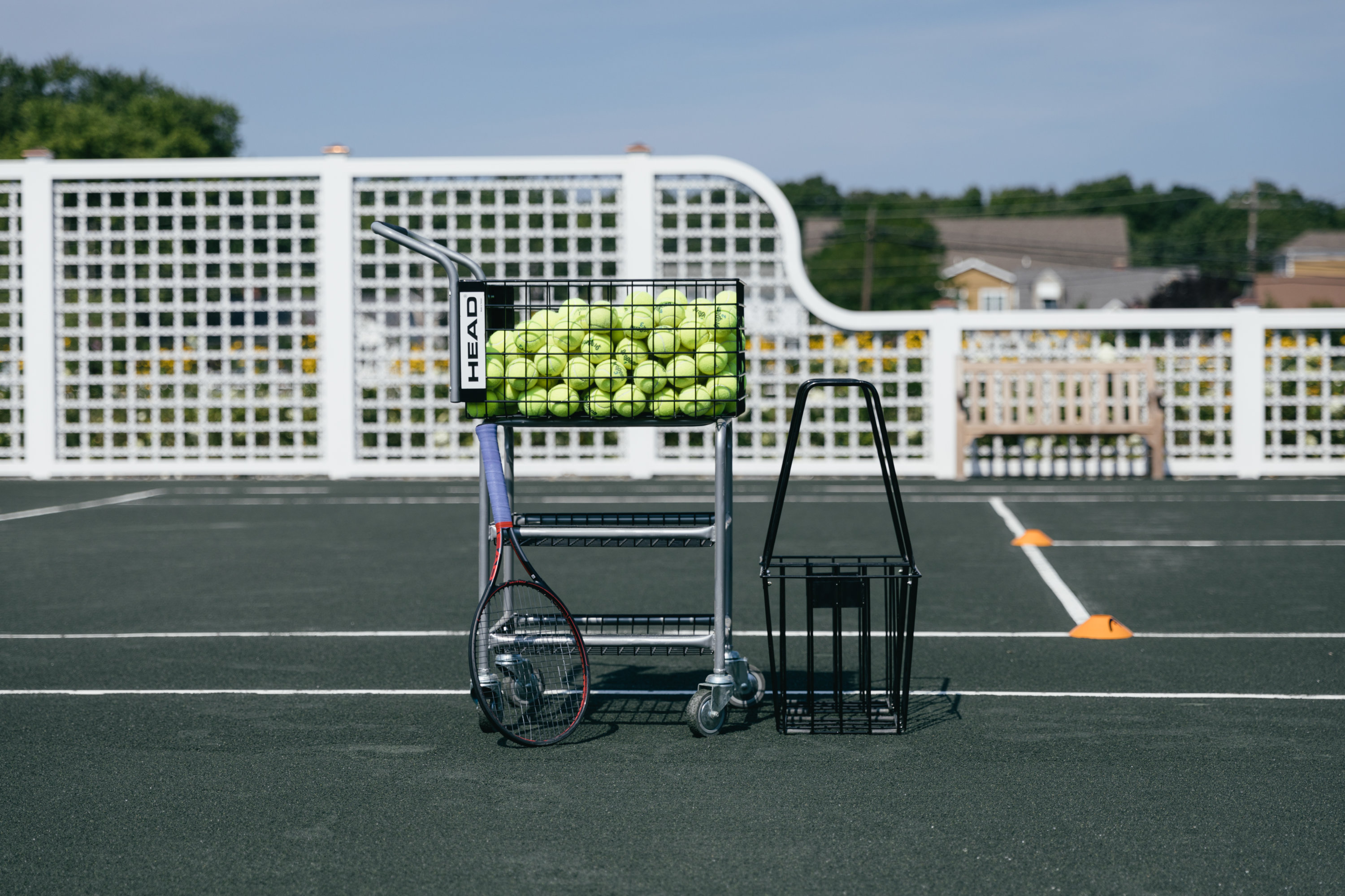 Tennis at Perry Cabin