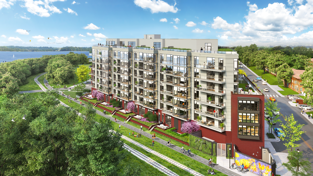 Grand Opening of Awaited Water View MUSE Condominiums in Old Town Alexandria