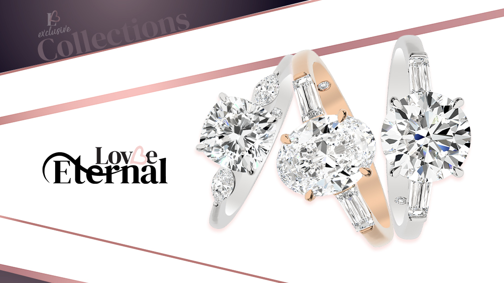 Lab Grown Diamond Engagement Ring Brand, LovBe, Launches LovBe Eternal Collection