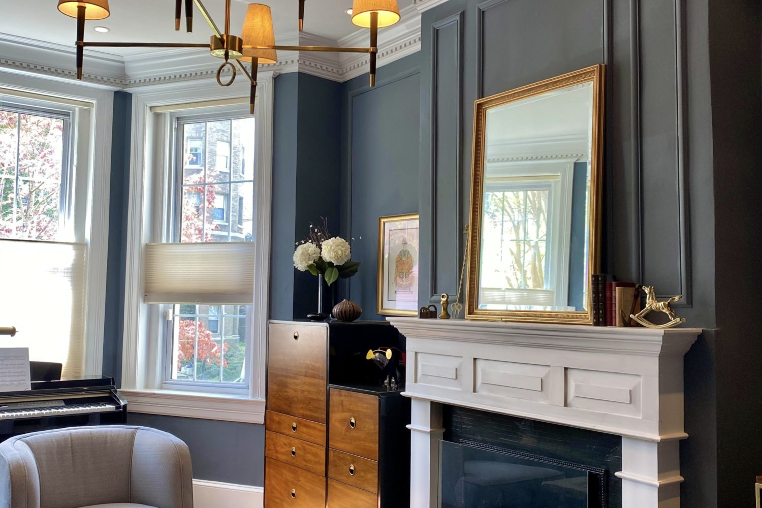 Stately, 4-Level Victorian in Coveted Kalorama