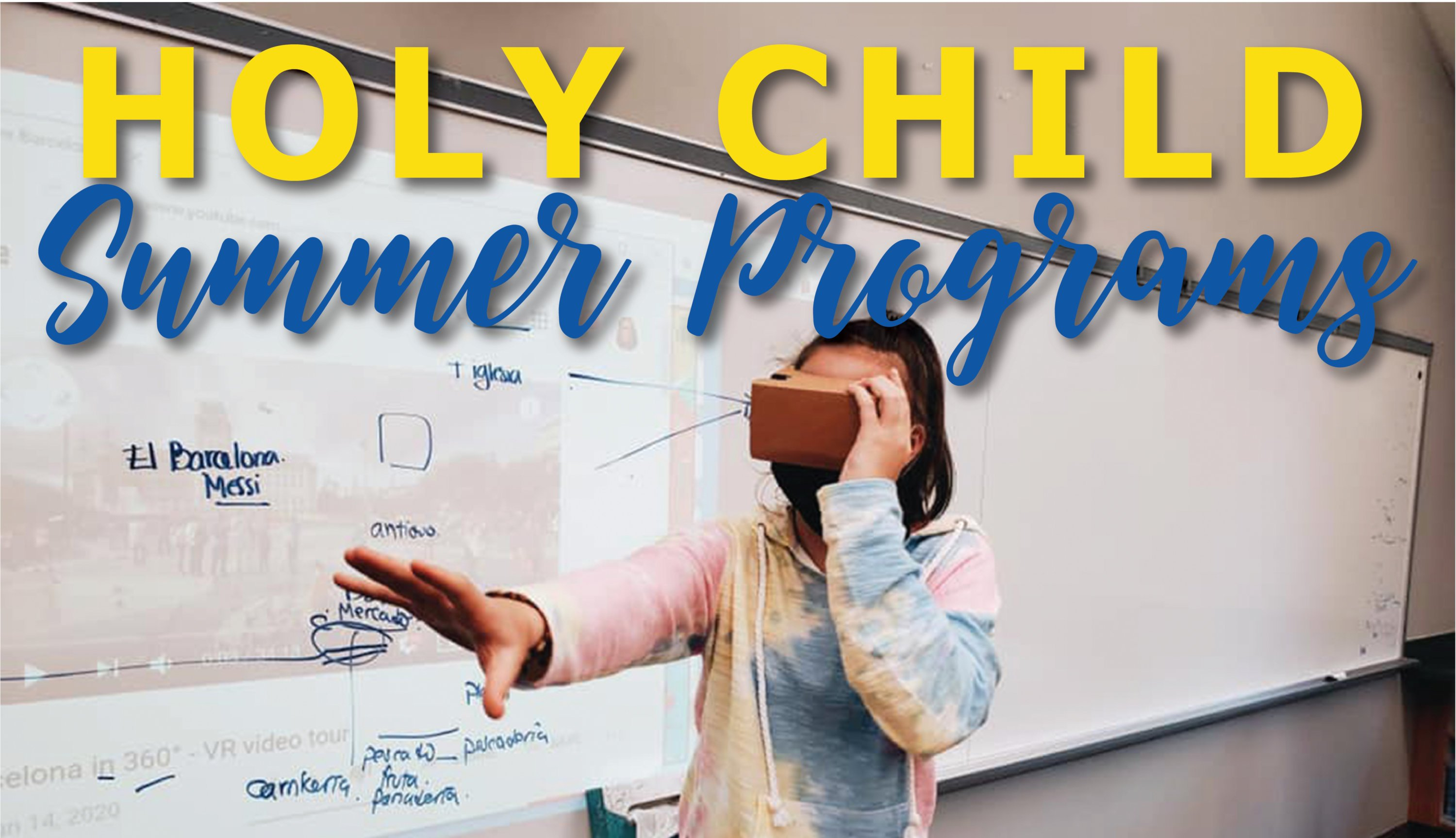 Summer Enrichment Programs at Holy Child