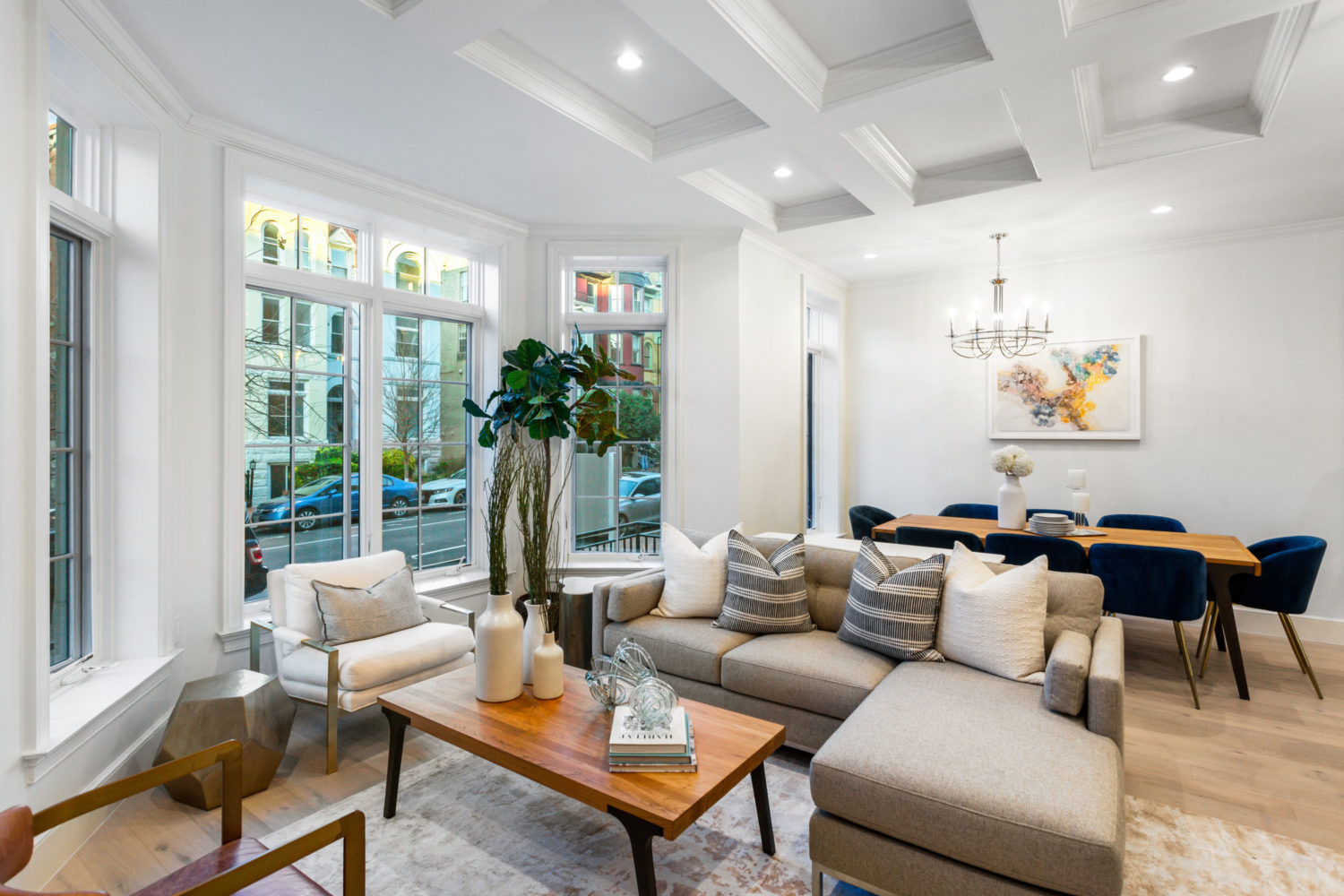 Stunning Condo in the Heart of DuPont Circle