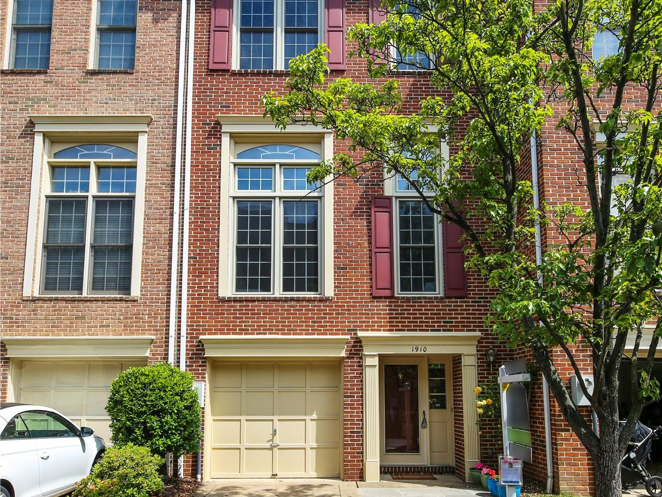 Unique and Rarely Available Renovated Lyon Village Townhouse