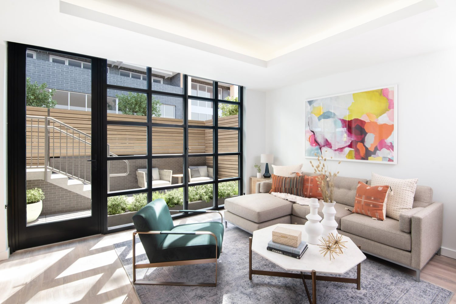Spacious Multi-Level Homes in Eckington Offer an Inviting Escape