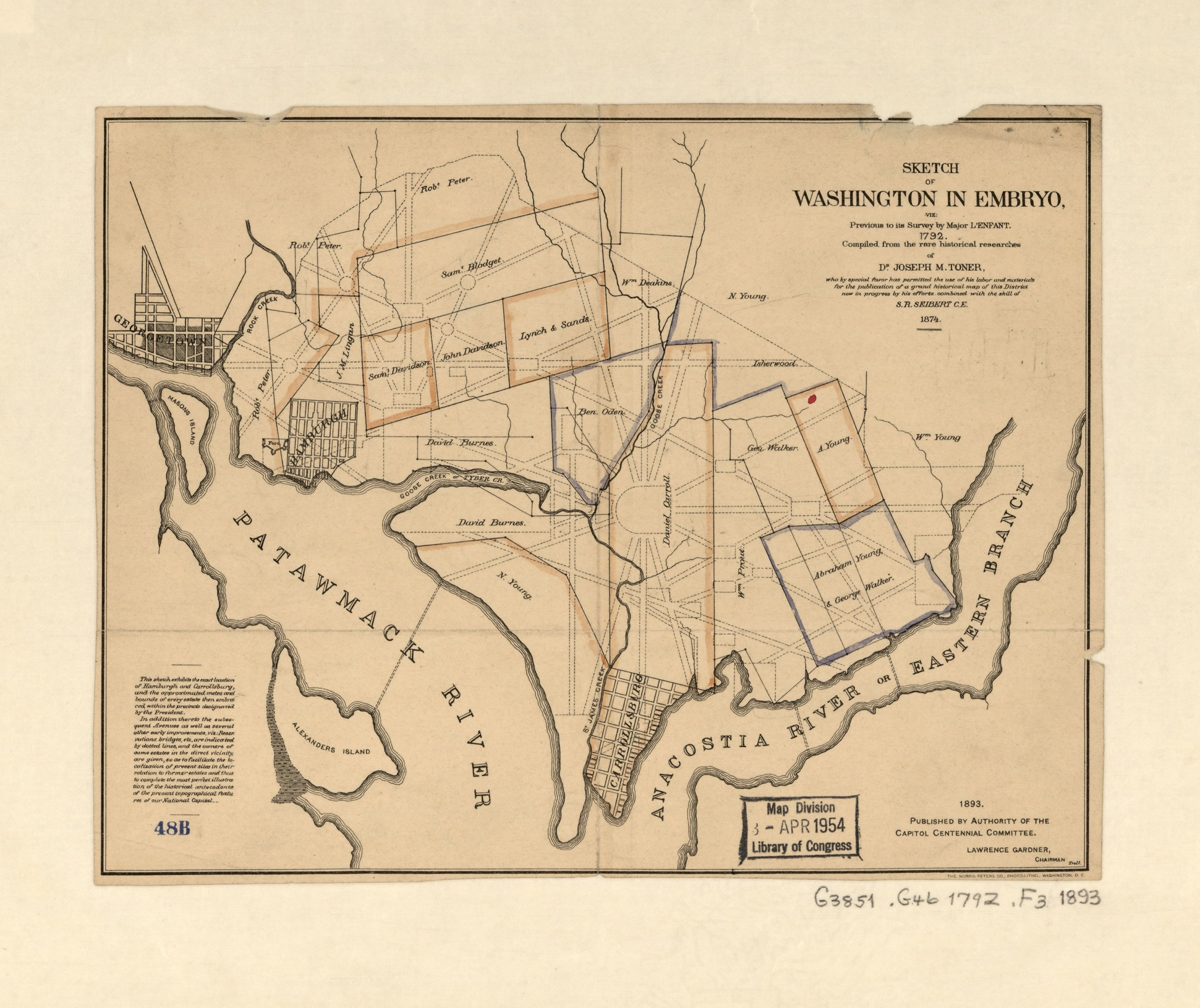 Map courtesy of Library of Congress.