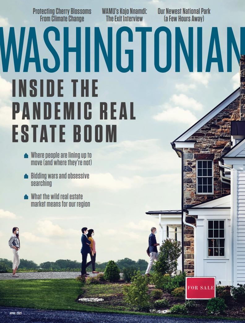 April 2021: The Pandemic Real Estate Boom