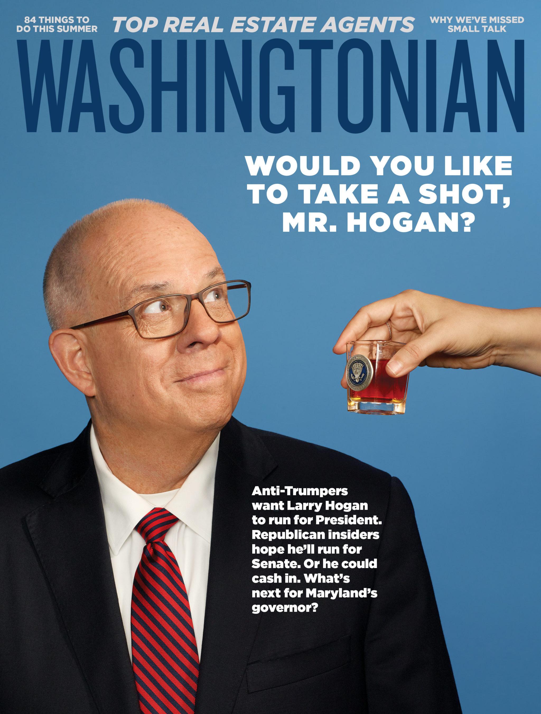 July 2021: Would You Like To Take A Shot, Mr. Hogan?