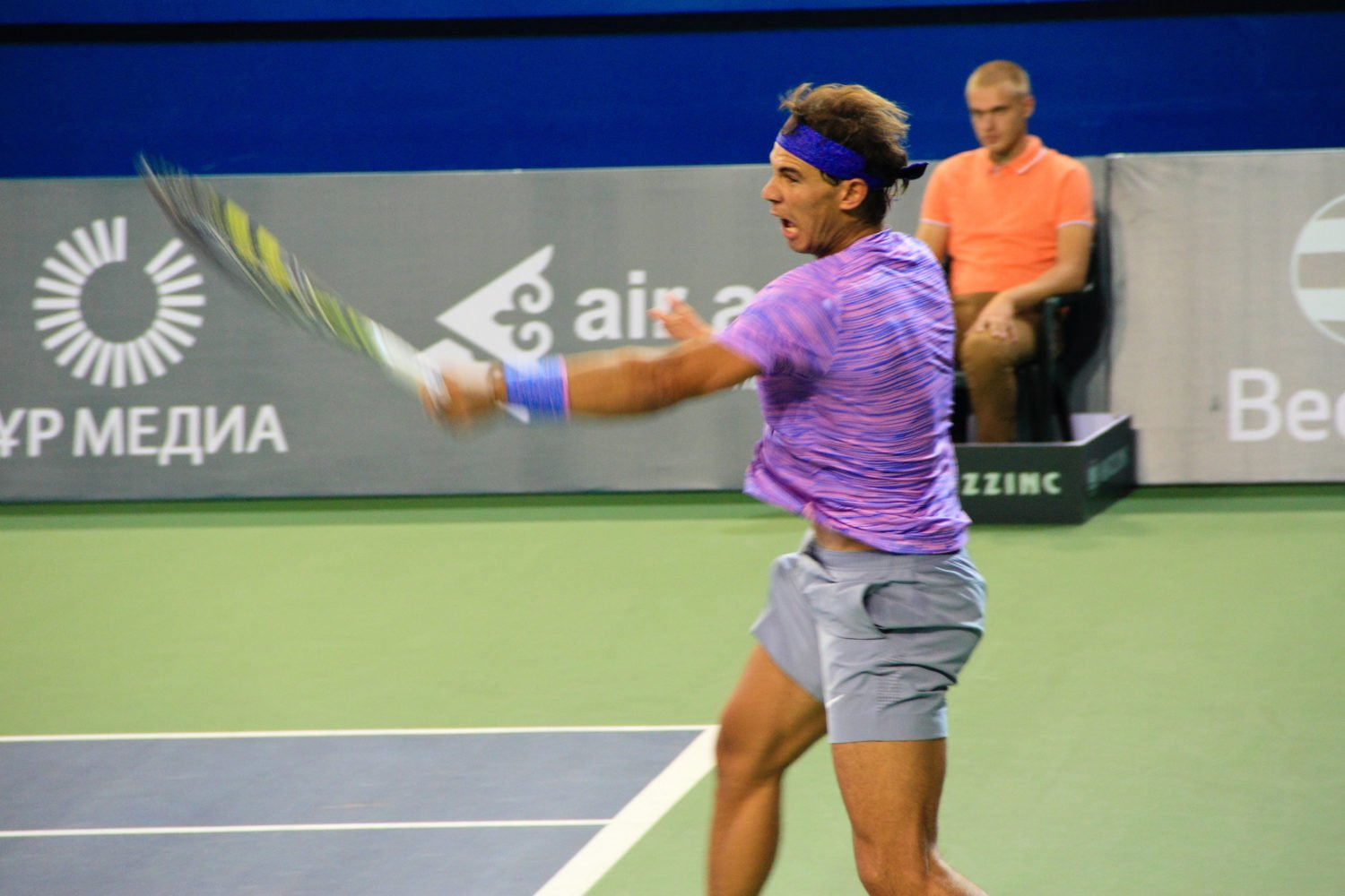 Rafael Nadal will compete at the Citi Open. Photo by Flickr user Tanya Cicconte.
