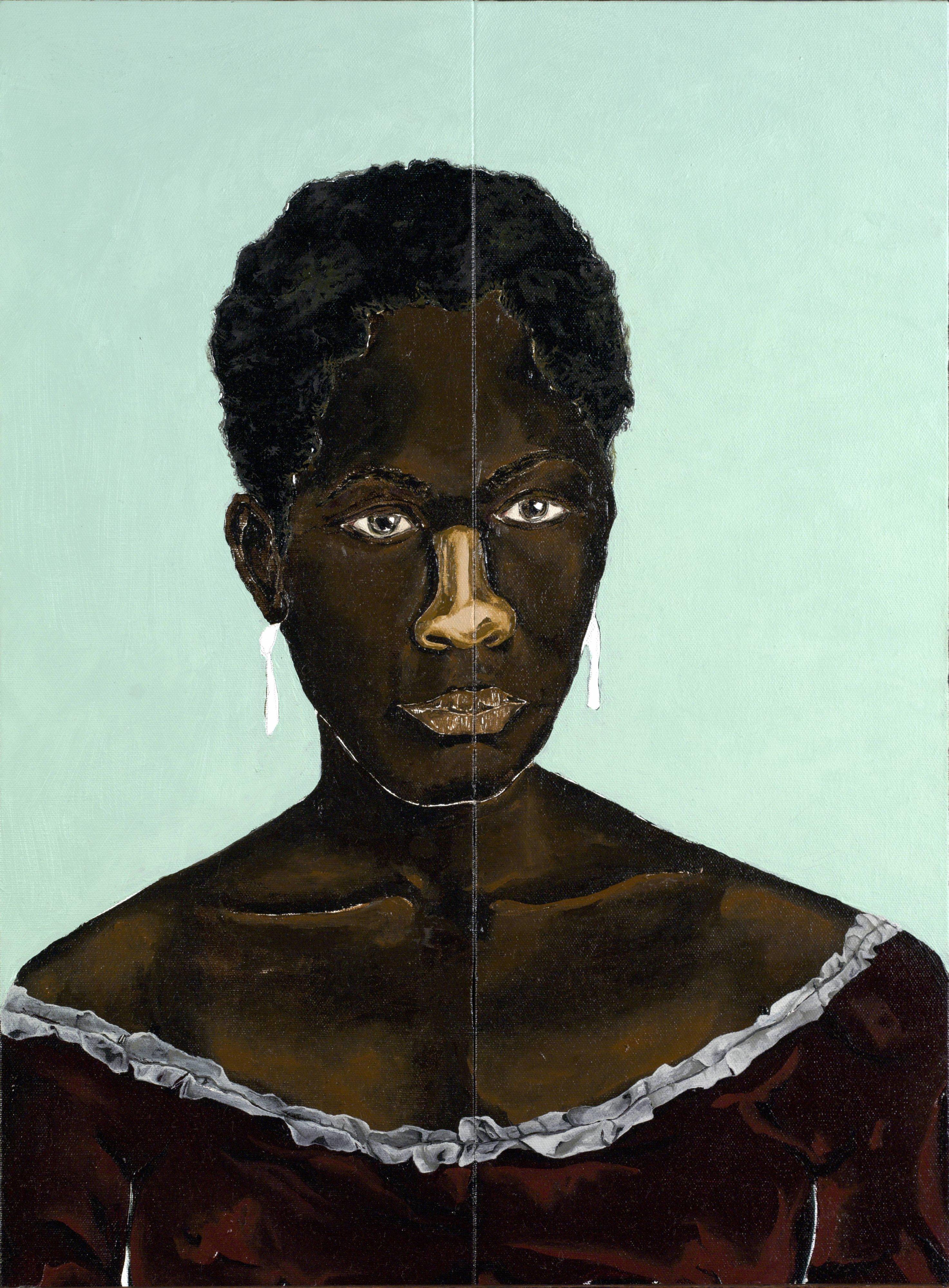 Dalton Paula's Zeferina, 2018. Image courtesy of National Gallery of Art.
