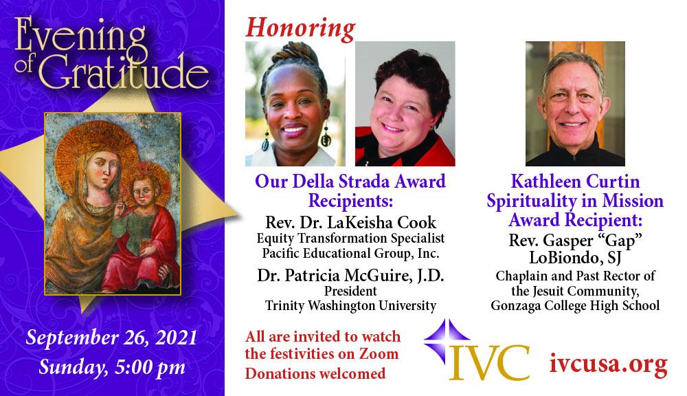 IVC Evening of Gratitude