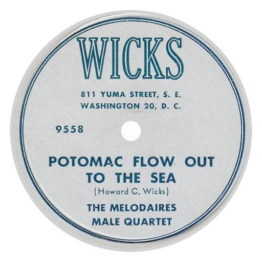 Wicks 9558 Label 78-A copy