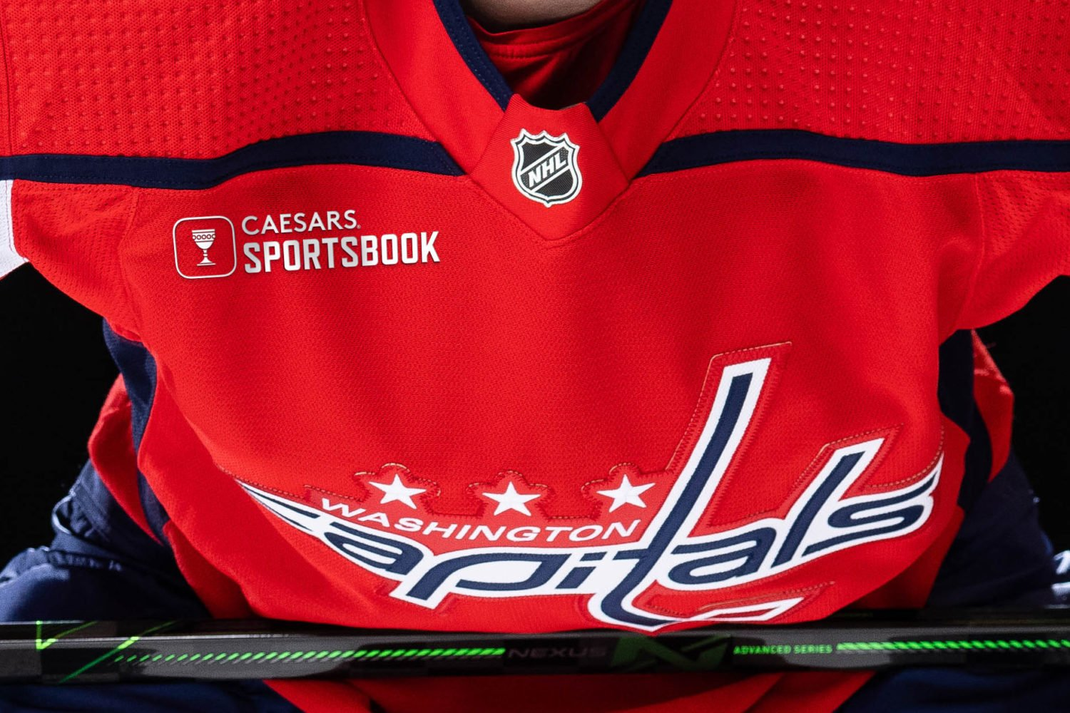 Photo by Simon Bruty, courtesy of the Capitals.