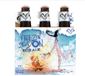 Flying Dog Freezin' Season