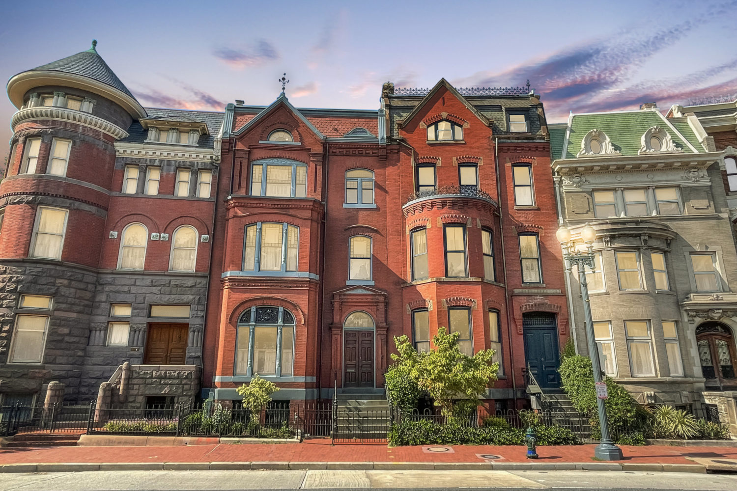 Discover One of the Few Remaining Intact Historical Mansions on Logan Circle