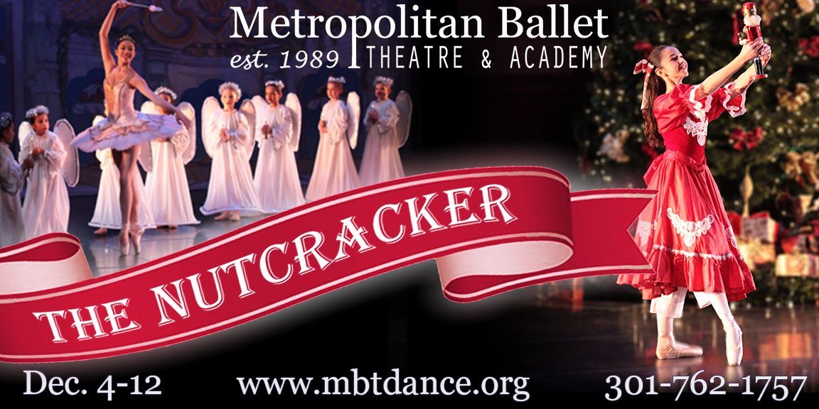 Metropolitan Ballet Theatre presents The Nutcracker Suite
